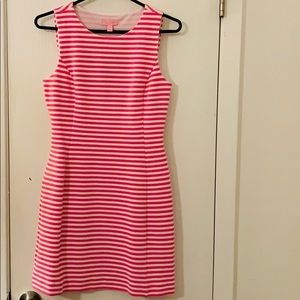 Lilly Pulitzer Whiting Cut Out Shift Dress